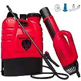 Magnum Slayer 2.0 - Professional Cordless Backpack True Electrostatic Sprayer Fogger Mister Atomizer