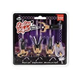 NPW-USA NPW67323 Drink Glass Markers, 4 Count, Ladies Night