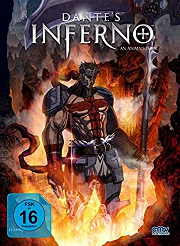 Dante's Inferno - Mediabook - Cover D - Limited Edition (+ DVD) [Blu-ray]