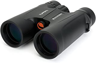 Celestron – Outland X 10x42 Binoculars – Waterproof & Fogproof – Binoculars for Adults – Multi-Coated Optics and BaK-4 Prisms – Protective Rubber Armoring