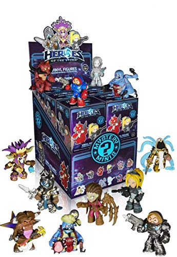 Blizzard minis heroes of the storm blind box figure