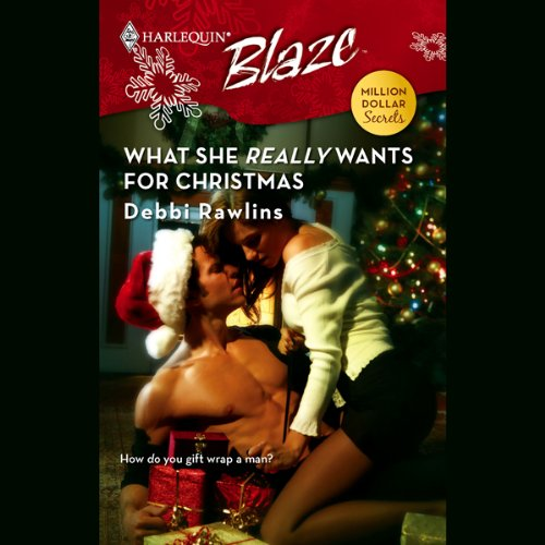 What She Really Wants for Christmas audiobook cover art