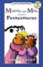 Minnie and Moo Meet Frankenswine (I Can Read Level 3)