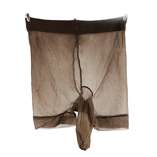 Männer Nylon Trunks Unterwäsche in der Nähe Ummantelung