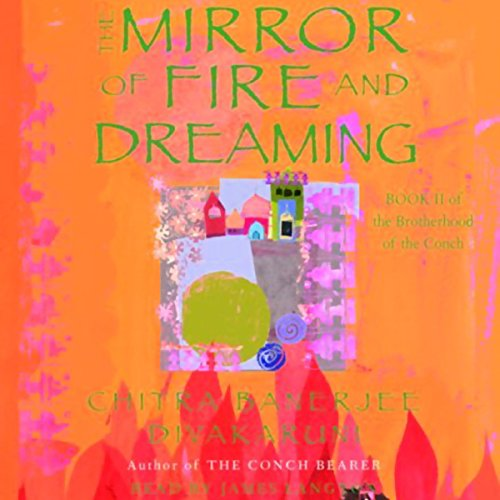 The Mirror of Fire and Dreaming cover art