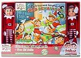 Elfes Behavin Badly Le Livre de Contes illustrés d'Elfie - 24 Pages à colorier, poupées Elfie et Elvie
