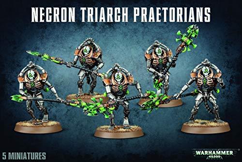 Games Workshop 99120110036Necron Triarch Praetorians Kit in plastica