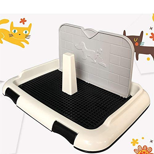 RTVZ Huisdier Hond Toilet, Training Hond Potty Lade Muur Puppy Training Potty Urinal Huisdier Potty Toilet Trainer - Bescherming Vloerreiniging