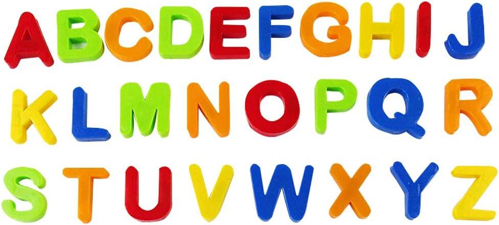 Manufacturer regenerated product Gnc33Ouhen Rare Multicolor Magnetic Numbers Fridge Magnet Le Alphabet