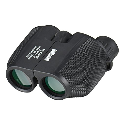 Beileshi 10x25 Compact Binoculars Large Eyepiece High Power Binocular with Low Light Night Vision Clear Waterproof Great for Outdoor Bird Watching Sports Games and Concerts Boy,Girl's Best Gift