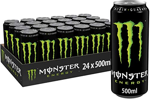 Monster Energy 50cl (pack de 24)