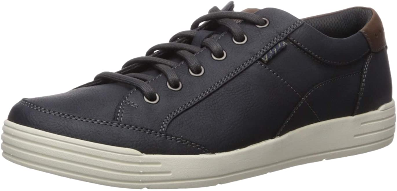 Nunn Bush Challenge the lowest price of Japan ☆ Men's Kore City Walk Oxford Lac depot Style Athletic Sneaker