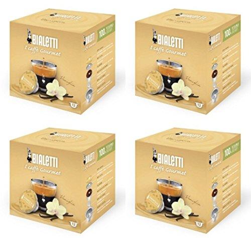 Bialetti Vanille-Espresso-Kapseln, 48 Stück