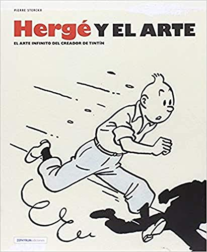 Hergé y el arte (Universo Tintín)