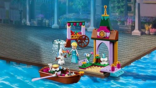 LEGO-Frozen-Avventura-al-Mercato-di-Elsa-Giocattolo-Multicolore-41155