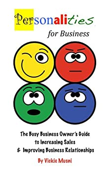 Paperback Personalities for Business Book