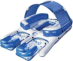 Bestway 8 person Inflatable island
