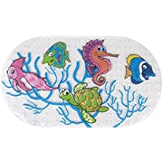 Yimobra Original Bath Tub and Shower Mat Extra Long Anti Bacterial,Phthalate Free,Latex and Machine Washable Large Mats Highest Quality Materials,(More colors and size for choice)
