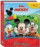 Phidal Disney La Maison de Mickey Comptines et Figurines, 9782764345887, Multicolore