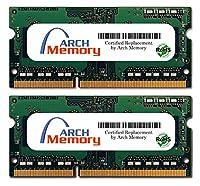 Arch Memory 8GB (2 x 4GB) 204ピン DDR3 So-dimm RAM Lenovo IdeaPad Y450 4189-36U用