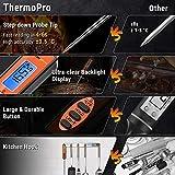 Zoom IMG-1 thermopro tp01s termometro da cucina