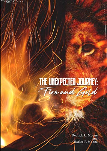 The Unexpected Journey: Fire and Gold by [Dedrick Moone, Haelee Moone, Sterling Harrell, Shanique Davis]