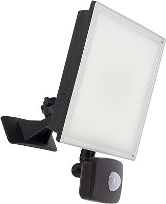 Xanlite PR50WMD Projecteur LED Mural noir-4000 lumens-détecteur de Mouvement