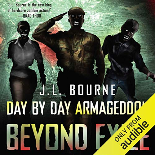 Beyond Exile audiobook cover art