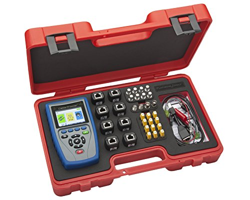Platinum Tools TCB360K1 Cable Prowler Cable Tester, Cable...
