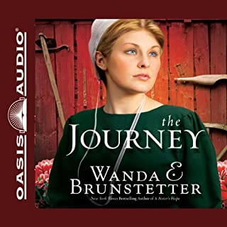 The Journey     Kentucky Brothers, Book 1              By:                                                                                                                                 Wanda E. Brunstetter                               Narrated by:                                                                                                                                 Jaimee Draper                      Length: 10 hrs and 10 mins     1 rating     Overall 3.0