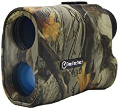 HUNTING LASER RANGEFINDER; Tired of cheap rangefinders with short ranges of measurement? Our PROWILD Laser Rangefinder is a premium product, measuring up to 540 yards with continuous scan mode, advanced speed technology, and a durable, water resistan...