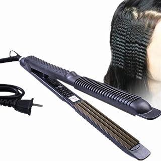 Hair Curler Big Wave Corn Perm Splint, Portable Corrugated Hair Clipper, Hair Crimping Tool, Hair Corrugated Curling Tongs