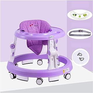 BBYYOP Andador De Bebé Andador De Actividad Plegable con Freno Y ...