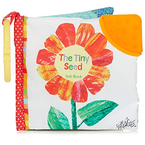 World of Eric Carle, Tiny Seed Clip-On Soft Book by Kids Preferred by Kids Preferred