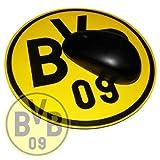 Borussia Dortmund Mousepad / Mauspad Fan Edition - Emblem BVB 09 -