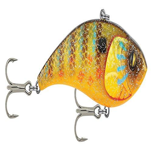 Matzuo 139277-Maurice Ikari 1/2 Pumpkin Seed Sunfish Fishing Equipment