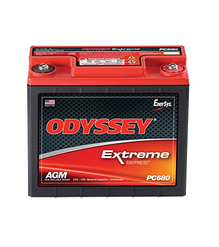 Our #2 Pick is the Odyssey PC680 Battery