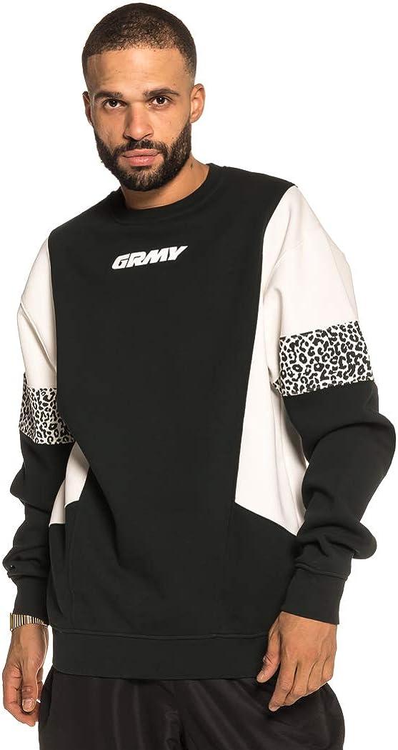 GRIMEY Sudadera Nemesis Crewneck FW18 Black