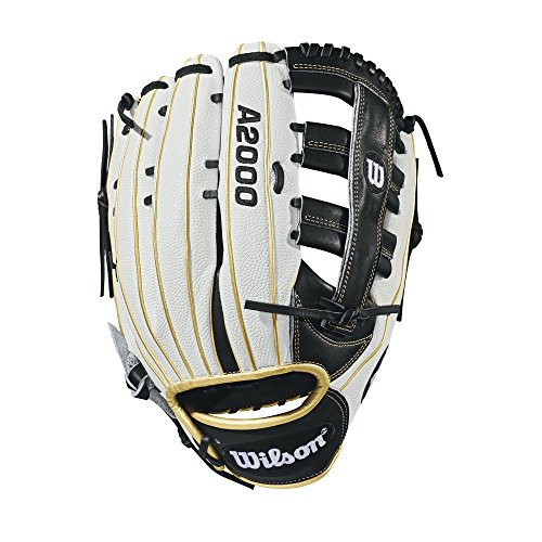 Wilson A2000 SuperSkin 13  Slowpitch Softball Glove - Left Hand Throw