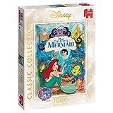 Disney Classic Collection The Little Mermaid 1000 pcs Puzzle - Rompecabezas (Puzzle rompecabezas, Comics, Adultos, Niño/niña, 12 año(s), Interior)