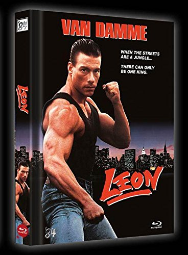 LEON - Uncut Mediabook LIMITED COLLECTOR's EDITION BLU-RAY