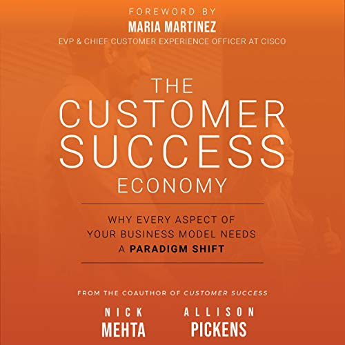 The Customer Success Economy Titelbild