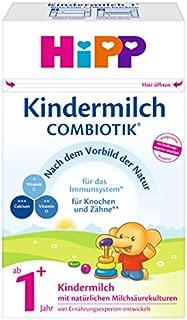 Hipp 喜宝  Combiotik婴幼儿奶粉 适合1岁以上儿童 4盒装 (4 x 600 g)(新老包装交替发货)