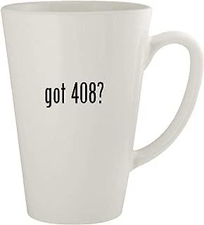 got 408? - Ceramic 17oz Latte Coffee Mug