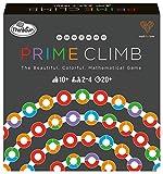 ThinkFun - 76429 - Prime Climb - Das farbenfrohe Mathespiel für Jungen und Mädchen ab 10 Jahren, auch für Erwachsene, Spielerisches Mathematiktraining für das Gehirn