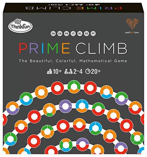 ThinkFun - 76429 - Prime Climb - Das farbenfrohe...