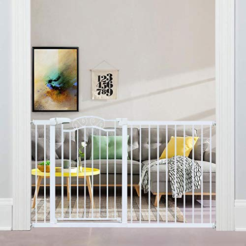 51aKrwnO3QL The 7 Best Pressure Mounted Baby Gates of [2021 Review]
