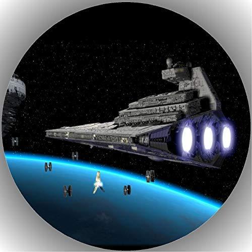 Fondant Tortenaufleger Tortenbild Geburtstag Star Wars T68