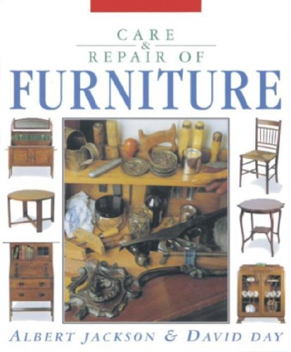 Compare Textbook Prices for Care & Repair of Furniture  ISBN 9781561580965 by Jackson, Albert,Day, David