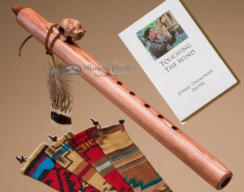 Jonah Thompson Flute Pack -Walnut Buffalo